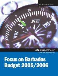 Focus on Barbados Budget 2005/2006