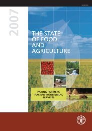 2007: Paying Farmers for Environmental Services - Caribbean ...