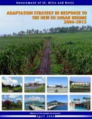 Adaptation Strategy in Response to The New EU Sugar Regime 2006 – 2013