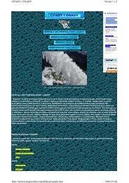 Strona 1 z 5 OPADY I OSADY 2010-01-06 http://meteorologiaonline ...