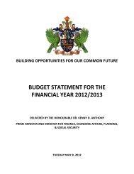 FINANCIAL YEAR 2012/2013