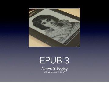 EPUB 3