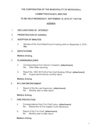 September 16, 2015(Committee/Council)