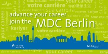 your career - MDC