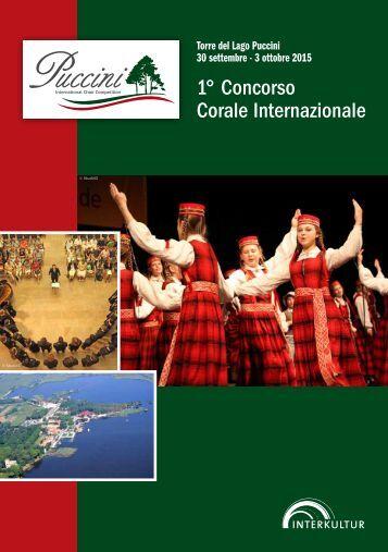 Puccini 2015 - Program Book