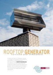 ROOFTOP GENERATOR - direct tech