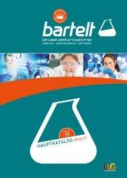 Bartelt Katalog 2016/17