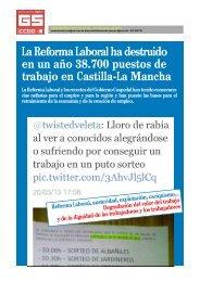 publicación - Comisiones Obreras de Castilla-La Mancha - CCOO