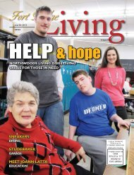 6th Avenue S. • Fort Dodge - Iowa Living Magazines