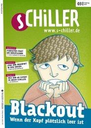 FReikarten · VeRlosung - Schiller Online