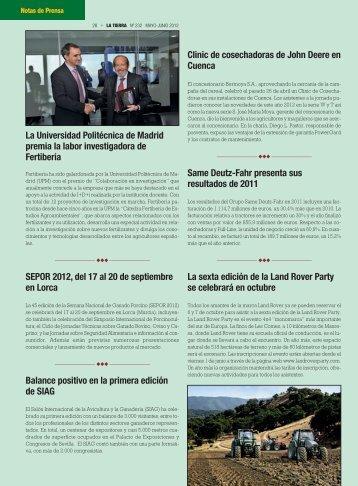 Notas de prensa - upa.es