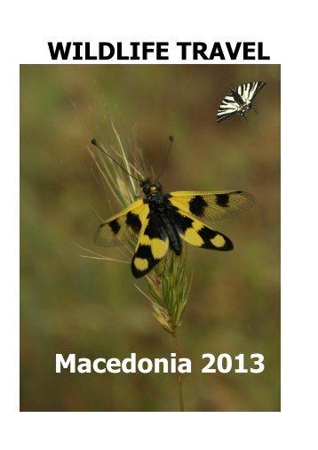 Macedonia 2013