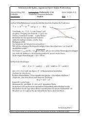 (Maple) LK-Vorschlag 2 Humboldt-Gymnasium Karlsruhe