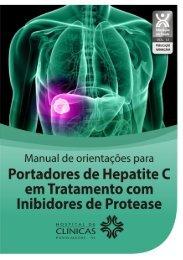 Portadores de Hepatite C em Tratamento com Inibidores de Protease