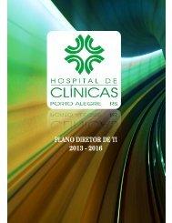 PLANO DIRETOR DE TI 2013 - 2016