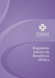 Interno da Residência Médica