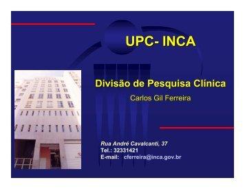 UPC- INCA