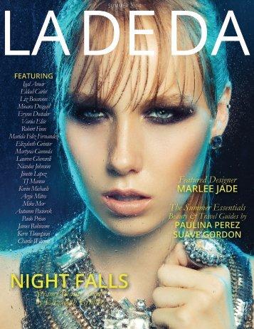 LA DE DA Magazine #5 Summer 2014