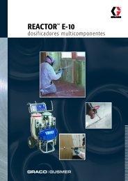 REACTOR E-10