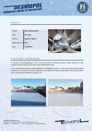 poliurethane Desmopol-CASE-AVE RAILSTATION-eng - Tecnocoat.es