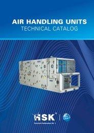 AIR HANDLING UNITS - Hsk