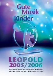 """Als """"Filmmusik ohne Film"""" - Verband deutscher Musikschulen"""
