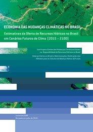 ECONOMIA DAS MUDANÇAS CLIMÁTICAS NO BRASIL