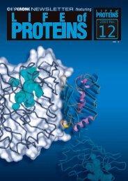 ダウンロード(2.0MB) - 特定領域研究「タンパク質の社会 - 東京工業大学