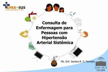 Consulta de Enfermagem para Pessoas com Hipertensão Arterial Sistêmica