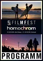 5. Filmfest homochrom
