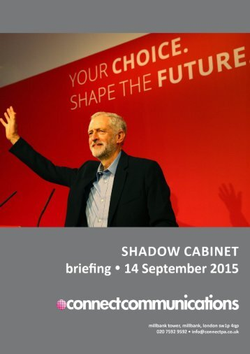 SHADOW CABINET