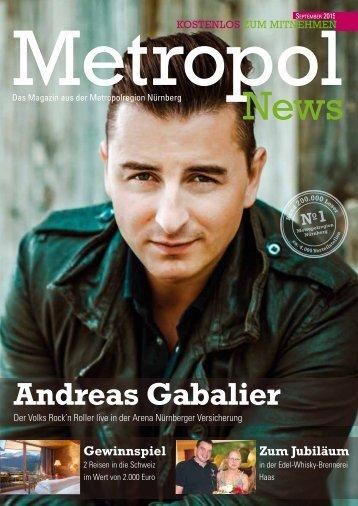 Metropol News September 2015