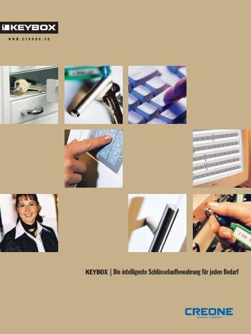 Keybox Broschüre in pdf zum herunterladen
