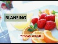 BLANSING