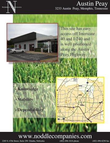 www.noddlecompanies.com Austin Peay
