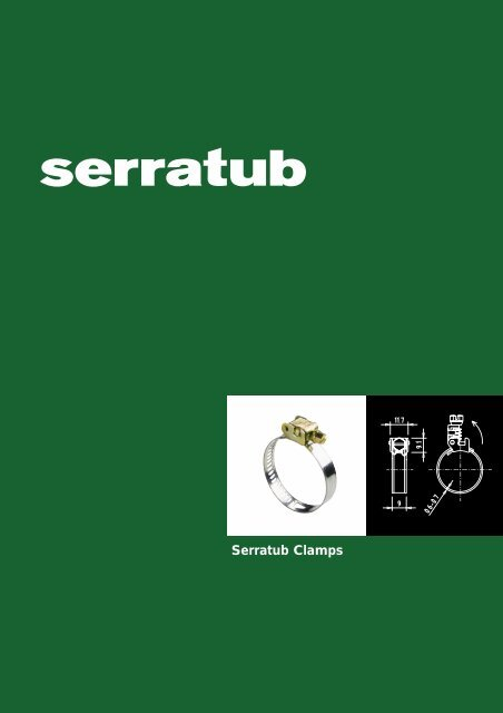 Serratub Clamps