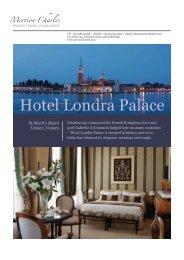 Hotel Londra Palace - Merrion Charles