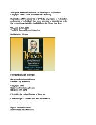 Rights Reserved By HDM For This Digital Publication - The Wesley ...
