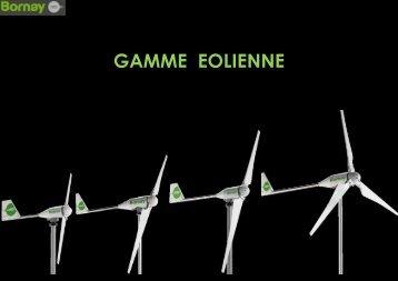 GAMME EOLIENNE