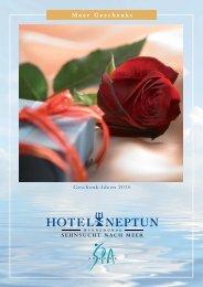 Meer Geschenke - Hotel Neptun