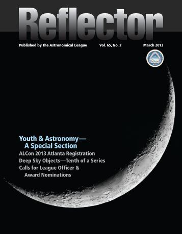 Youth & Astronomy— A Special Section