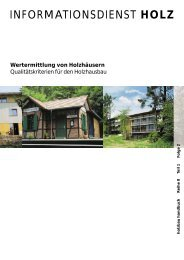 Wertermittlung von Holzhäusern - ZimmererProfi-Haus