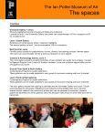 Venue Hire - Page 3