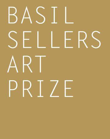 BASIL SELLERS ART PRIZE
