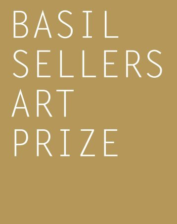 BASIL SELLERS ART PRIZE