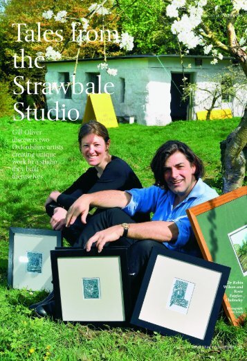Tales from the Strawbale Studio