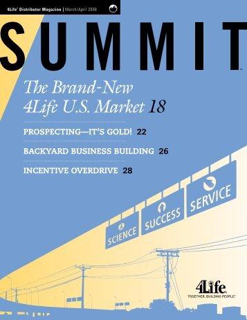 The Brand-New 4Life U.S Market 18