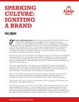 SPARKING CULTURE IGNITING A BRAND - Page 2