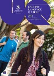 english language courses 2012