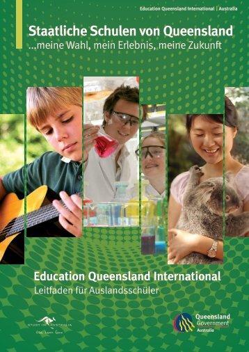 Staatliche Schulen von Queensland